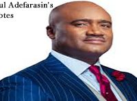 Paul Adefarasin's quotes